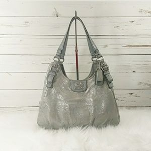 Coach Madison Maggie Embroidered C